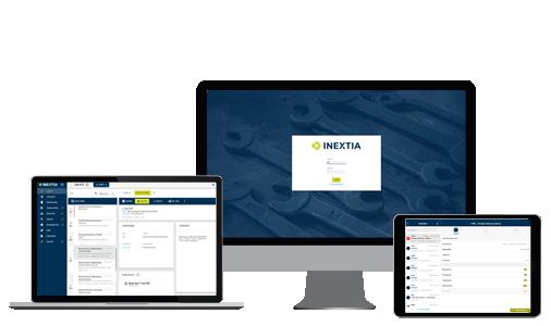 INEXTIA web adgang